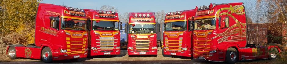 Rieback Transporte, Calbe Transporte, Logistik Rieback