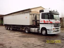 Futtermittel Transport, Dienstleistungen Rieback, Klaus Rieback Transporte