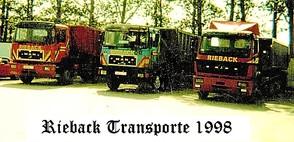 Calbe Transportunterhmen, Schüttgutbereich Rieback, Bauwirtschaft